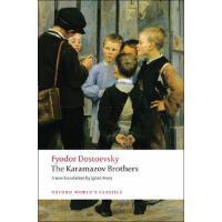 英文原版 卡拉马佐夫兄弟(牛津世界经典) The Karamazov Brothers