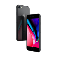 Apple iPhone 8 (A1863) 64GB 深空灰色 移动联通电信4G手机 MQ6K2CH/A