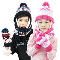 kk树儿童手套冬男女童小孩加绒手套保暖宝宝手套秋冬小学生手套潮