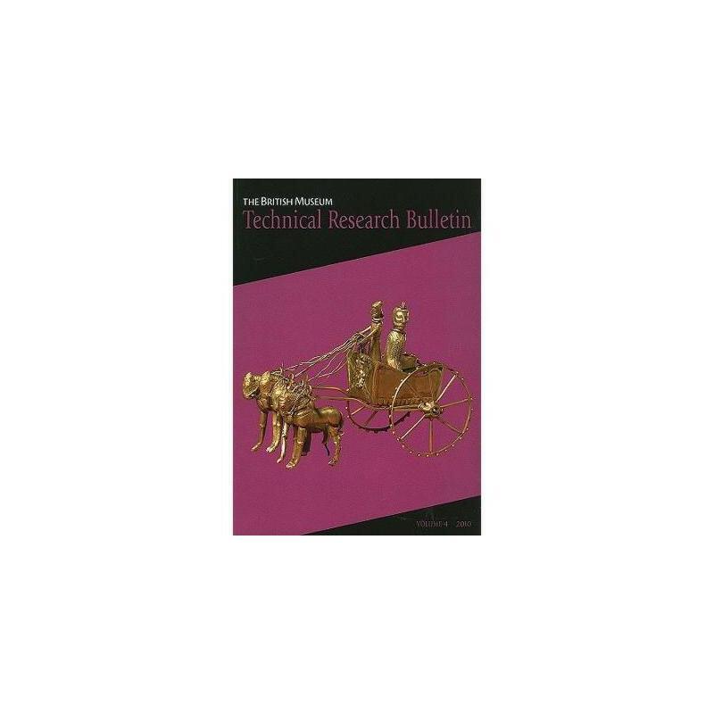 【预订】British Museum Technical Research Bulletin, Volume 美国库房发货,通常付款后3-5周到货!