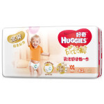 [当当自营] 好奇 (Huggies) 金装成长裤男女通用XXL号42片