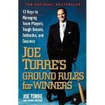 【预订】Joe Torre's Ground Rules for Winners: 12 Keys to