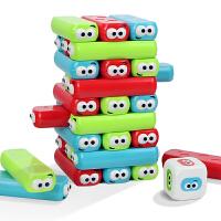 桌游玩具 叠叠乐抽积木儿童层层叠高积木游戏