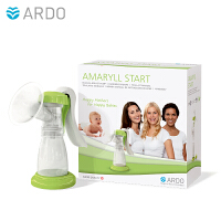 瑞士进口ARDO安朵手动吸奶器豪华版 挤奶器吸乳器哺乳拔奶器