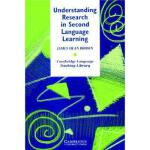 【预订】Understanding Research in Second Language Learning: