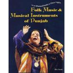 【预订】Folk Music & Musical Instruments of Punjab [With
