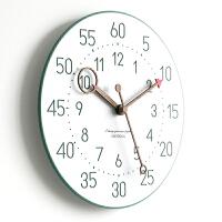 客厅个性时尚挂钟现代简约家用时钟欧式北欧石英钟表