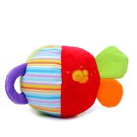 宝宝撕不烂早教书籍 婴儿0-3岁早教玩具彩球BB棒布书 一套智力玩具