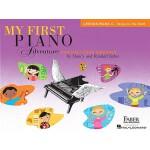 【现货】英文原版 菲伯尔钢琴基础教程 课程C带CD My First Piano Adventure, Lesson