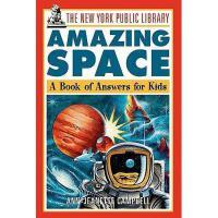 【预订】The New York Public Library Amazing Space: A Book Of