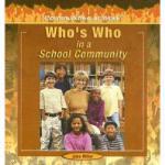 【预订】Who's Who in School Community