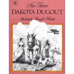 【正版直发】Dakota Dugout Ann Turner,Ronald Himler 9780689712968