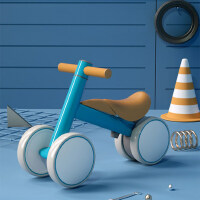 61礼物儿童平衡车3岁2周礼物玩具婴儿滑步学步宝宝溜溜滑行扭扭车
