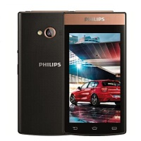 Philips/飞利浦 V989 移动联通双4G商务翻盖智能手机