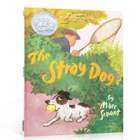 The Stray Dog 英文原版绘本儿童书 流浪狗(凯迪克银奖,平装)