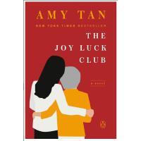 【现货】英文原版小说 The Joy Luck Club 喜福会 美国*华裔女作家谭恩美著作 讲述了三代女性、四个家庭