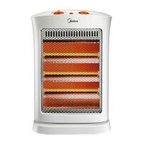 美的(Midea) NS12-15B取暖器小太阳电暖器办公室家用立式烤速火炉热电暖气
