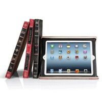正品美国bookbook 苹果ipad2/3/4真皮保护套 内胆包
