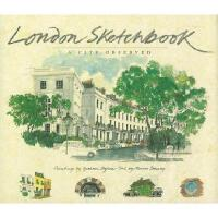 【预订】London Sketchbook: A City Observed