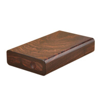 海南黄花梨烟盒 木质 整木掏空 97mm长细烟可雕刻 珍藏精品 男士礼物