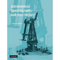 【预订】Astronomical Spectrographs and Their History