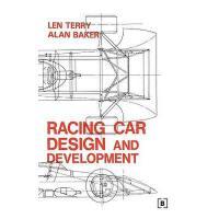 【预订】Racing Car Design and Development