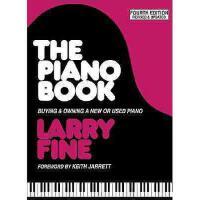 【预订】The Piano Book: Buying & Owning a New or Used Piano