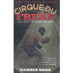 Cirque Du Freak #8: Allies of the Night 《吸血侠达伦・山传奇#8:暗夜盟友》ISBN 9780316114370