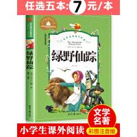 [任选5本35元]绿野仙踪 儿童注音故事书 彩图注音版儿童文学