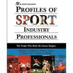 【预订】Profiles of Sport Industry Professionals: The People