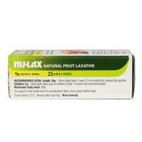 【包邮包税】当当海外购NU-LAX 天然果蔬乐康膏 润肠清宿便 250g/二盒装