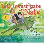 英文原版绘本 Let's Investigate with Nate #4: The Life Cycle 跟着内特去