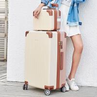 子母拉杆箱 女行李箱子母箱出国大容量托运女行李箱超大号搬家男拉杆箱万向轮30皮密码箱