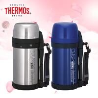 THERMOS/膳魔师 不锈钢保温杯瓶户外大容量男女士便携壶旅行水杯子FDH-1405