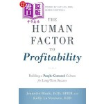 【中商海外直订】The Human Factor to Profitability: Building a Peopl