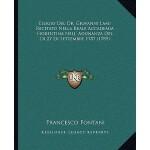 【预订】Elogio del Dr. Giovanni Lami Recitato Nella Reale Accad