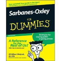 【预订】Sarbanes-Oxley For Dummies Second Edition