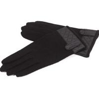 男士商务时尚薄显瘦男士秋冬季保暖羊毛手套