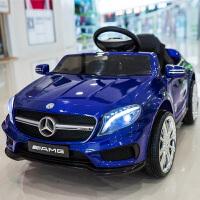 宝宝玩具车可坐人奔驰儿童电动车汽车四轮遥控可坐童车小孩摇摆车