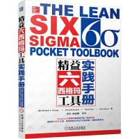 精益六西格玛工具实践手册(汇集精益生产和六西格玛管理基本概念和常用工具,增加了大量的案例,具有较强的实用性)