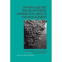【预订】Invasive Aquatic Species of Europe Distribution