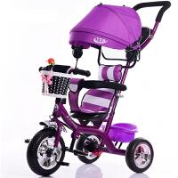 儿童三轮车童车宝宝脚踏车1-3-5岁小孩自行车婴儿手推车4