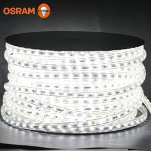 欧司朗/朗德万斯LED灯带8W220v高亮霓虹灯条客厅吊顶暗槽灯柜台灯