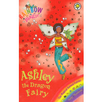 Rainbow Magic: The Magical Animal Fairies 71: Ashley the Dragon Fairy 彩虹仙子#71:动物仙子9781408303498