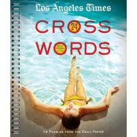 【预订】Los Angeles Times Crosswords 24: 72 Puzzles from the