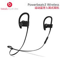 Beats Powerbeats3 by Dr. Dre Wireless 入耳式耳机 无线蓝牙 运动耳机 耳麦 挂耳式 ML8V2PA/A黑色官方标配