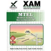 【预订】MTEL Middle School Mathematics 47