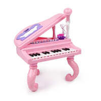 儿童电子琴玩具1-2-3岁小钢琴宝宝生日礼物迷你弹琴