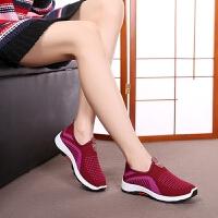 201805170745498332018新款老北京布鞋女鞋平底单鞋休闲鞋软底防滑妈妈鞋透气运动鞋