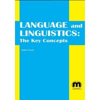 英文原版Language and Linguistics: The Key Concepts语言与语言学:关键概念